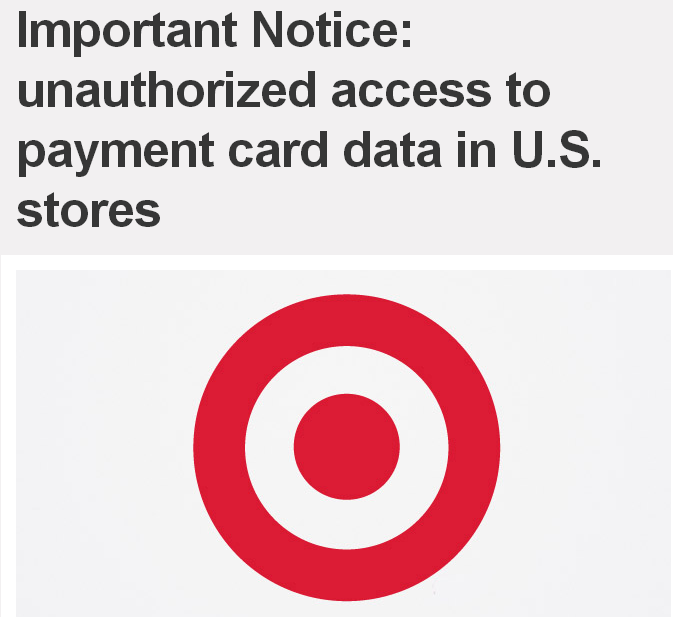 TargetImage Target hack overreaction No. 2: Chip cards will stop fraud! No, they won't. Here's
