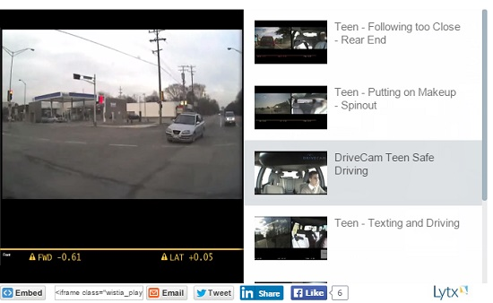 Learn more about Lytx in-car cameras