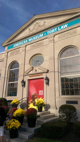 The tort museum