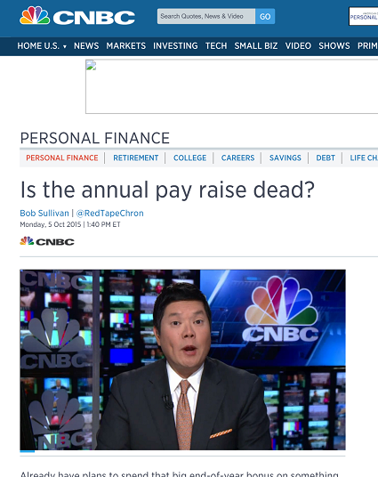 Click to read my story on CNBC